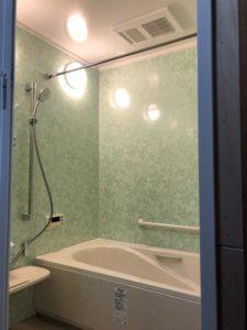 埼玉県さいたま市浦和区 N様邸 浴室改修工事④