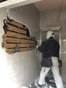 埼玉県さいたま市浦和区 N様邸 浴室改修工事①