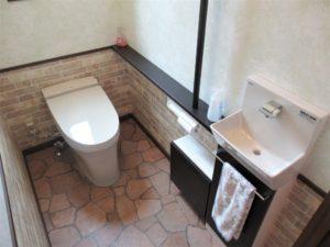 埼玉県さいたま市中央区 T様邸 1階トイレ改修工事