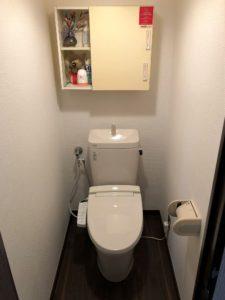 埼玉県草加市 H様邸 トイレ改修工事