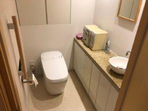 埼玉県さいたま市大宮区 K様邸 トイレ改修工事