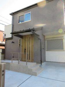東京都足立区 H様邸新築工事:いよいよお引越し