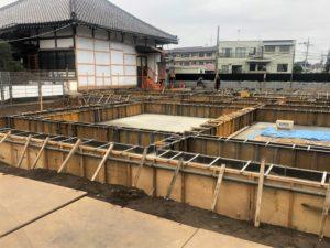 埼玉県さいたま市西区 寺院新築工事