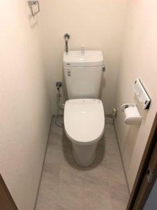 埼玉県越谷市 T様邸 トイレ改修工事