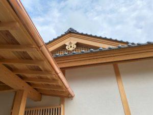 埼玉県さいたま市西区 寺院新築工事:職人の技