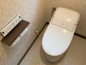 埼玉県上尾市 O様邸 トイレ改修工事