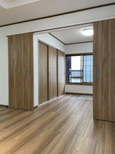埼玉県さいたま市中央区 K様邸 和室改修工事