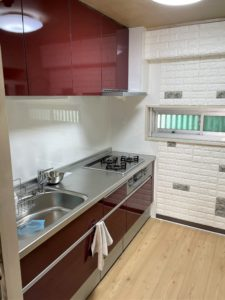東京都杉並区 T様邸 キッチン改修工事