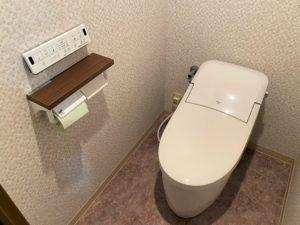 埼玉県三郷市 O様邸 トイレ改修工事