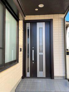 埼玉県さいたま市中央区 K様邸 玄関ドア交換工事